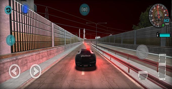 City Police Car Driving Simulation 2019 screenshot 8