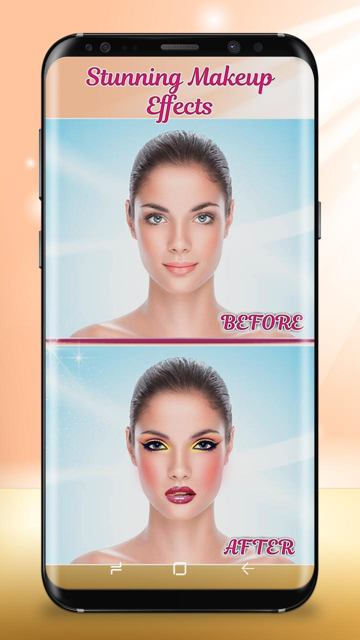 Beauty Makeup App - Selfie Camera Photo Effects for Android - APK