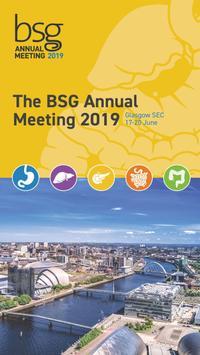 BSG 2019 poster
