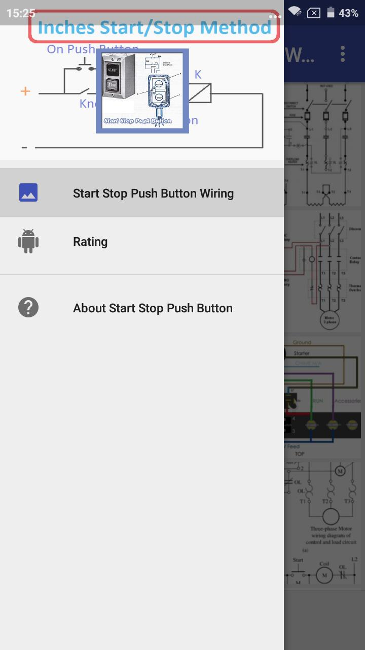 push button wire diagram start stop push button wiring diagram for android apk download  start stop push button wiring diagram