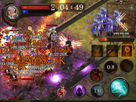 Dungeon Chronicle imagem de tela 6