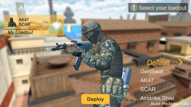 Local Warfare: Name Unknown Ekran Görüntüsü 1