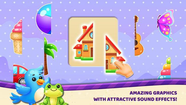 Match It Academy – Learn Shapes & Colors for Kids screenshot 2