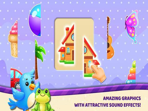 Match It Academy – Learn Shapes & Colors for Kids screenshot 8