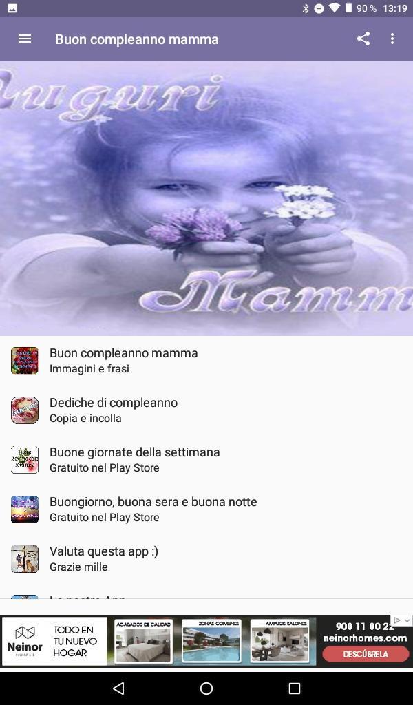 Frasi Compleanno Mamma Nonna.Auguri Di Buon Compleanno Mamma For Android Apk Download