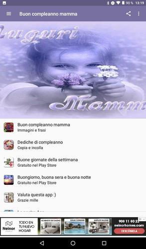 Auguri Compleanno Mamma Nonna.Auguri Di Buon Compleanno Mamma For Android Apk Download