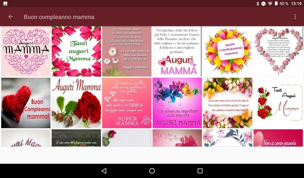 Auguri Di Buon Compleanno Mamma Immagini.Auguri Di Buon Compleanno Mamma For Android Apk Download