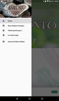 Buon Sabato Immagini screenshot 11