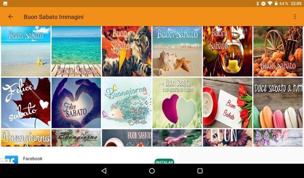 Buon Sabato Immagini screenshot 6