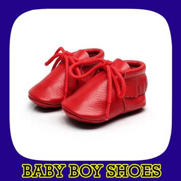 Baby Boys Shoes Designs poster