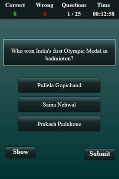 Quiz: Badminton screenshot 6