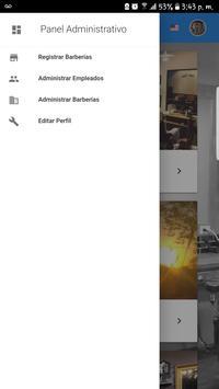 Barbers Admin screenshot 2