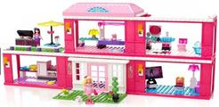 The idea of a Barbie Dream House