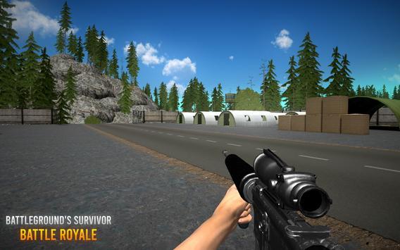 Battleground's Survivor: Battle Royale screenshot 2