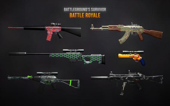 Battleground's Survivor: Battle Royale screenshot 4