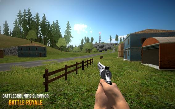 Battleground's Survivor: Battle Royale screenshot 5