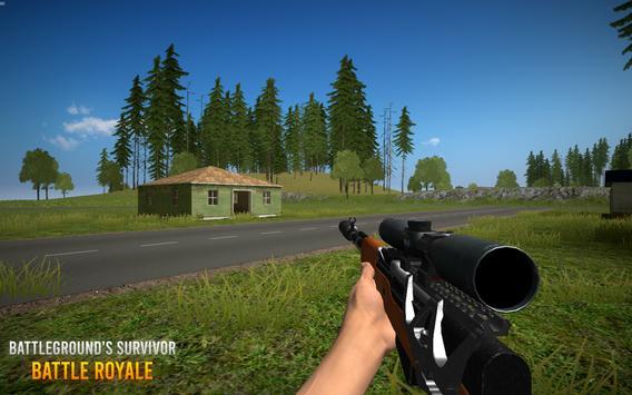 Battleground's Survivor: Battle Royale screenshot 6
