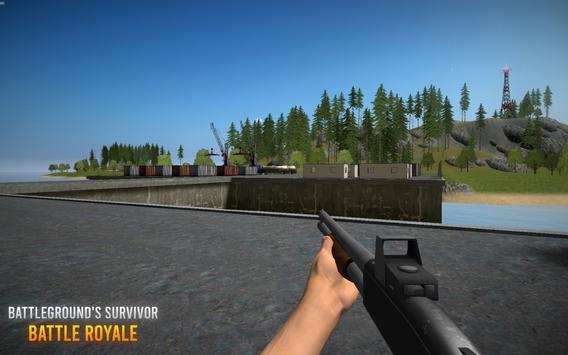 Battleground's Survivor: Battle Royale screenshot 7