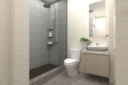 Bathroom Design poster