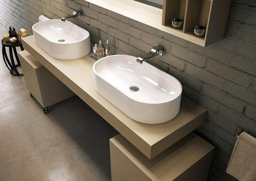 Bathroom Furniture Ideas screenshot 1