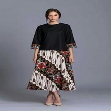 Batik Dress poster