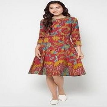 Batik Dress screenshot 2