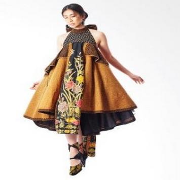 Batik Dress screenshot 3
