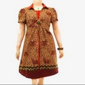 Batik Dress screenshot 5