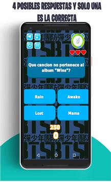 Trivia BTS screenshot 1