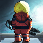 Ailment: space shooting pixelart game APK