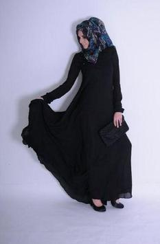 Beautiful Muslim Clothing Design poster