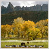 Beautiful Country Wallpaper icon