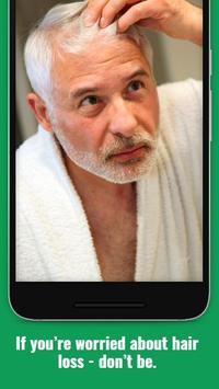 How to Stop Baldness Thinning Hair (Guide) screenshot 1
