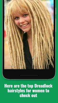 How to Do Dreadlocks Hairstyles (Guide) screenshot 1