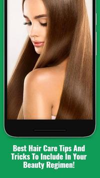 Hair Care Tips & Tricks Guide screenshot 1
