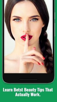Beauty Tips & Tricks Guide screenshot 1
