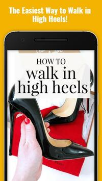 How to Walk in High Heels poster