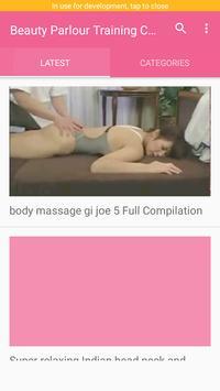 Beauty Parlour Training Course screenshot 1