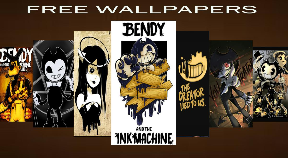 New Bendy Ink Machine Wallpaper For Android Apk Download