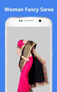 16a855578b Woman Fancy Saree Photo Suit Editor -Photo Montage for Android - APK ...