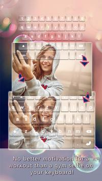 Best Selfie Pic Keyboard Changer poster