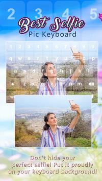 Best Selfie Pic Keyboard Changer screenshot 3