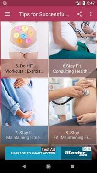 Pregnancy Care Health Tips screenshot 4