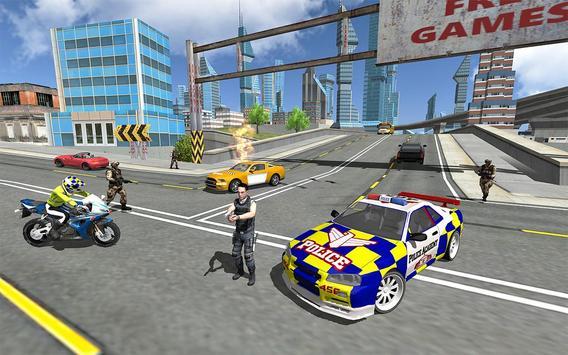 Police Cop Car Simulator : City Missions screenshot 12