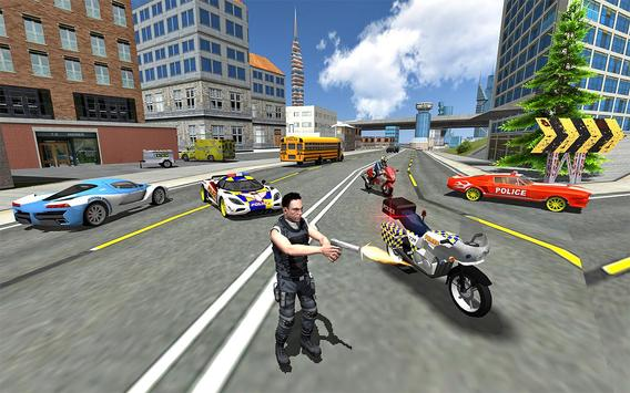 Police Cop Car Simulator : City Missions screenshot 23