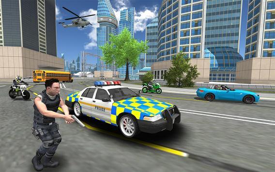 Police Cop Car Simulator : City Missions screenshot 2