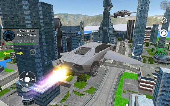 Real Flying Car Simulator Driver screenshot 14