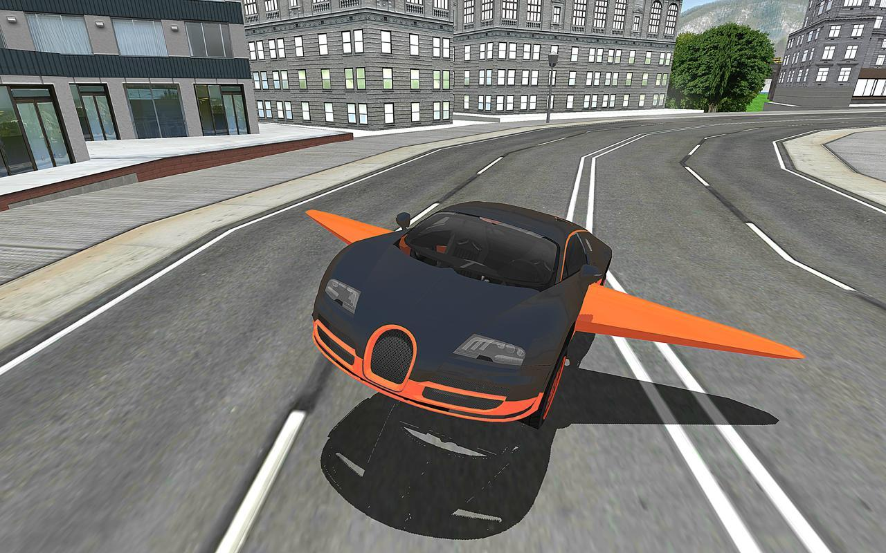 Real Flying Car Simulator Driver For Android Apk Download