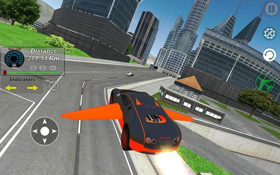 Real Flying Car Simulator Driver screenshot 23