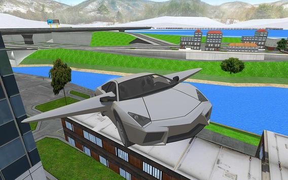 Real Flying Car Simulator Driver screenshot 9